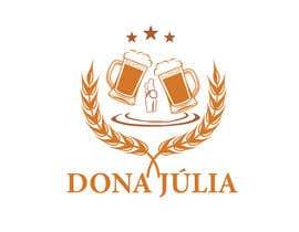 Nro 48 kilpailuun Logotipo for craft beer brand - DONA JÚLIA käyttäjältä khurshida5643