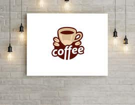#43 for Create a Logo for a onlineshop (about Coffee) af mirzashirinakter