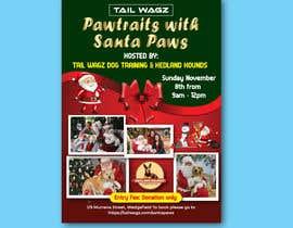 Nro 54 kilpailuun Brochure to advertise dog christmas event käyttäjältä designconcept86