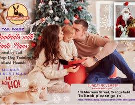 Nro 68 kilpailuun Brochure to advertise dog christmas event käyttäjältä Mdmonir7