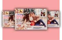 Graphic Design Kilpailutyö #69 kilpailuun Brochure to advertise dog christmas event