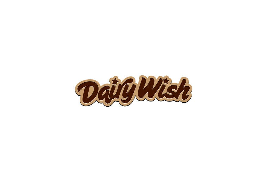 Entri Kontes #                                        26                                      untuk                                        Logo Design for 'Dairy Wish' Chocolate brand