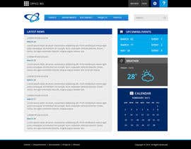 #2 for Design for SharePoint Online Intranet HomePage av surajitsaha24484