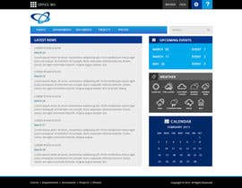 #4 สำหรับ Design for SharePoint Online Intranet HomePage โดย surajitsaha24484
