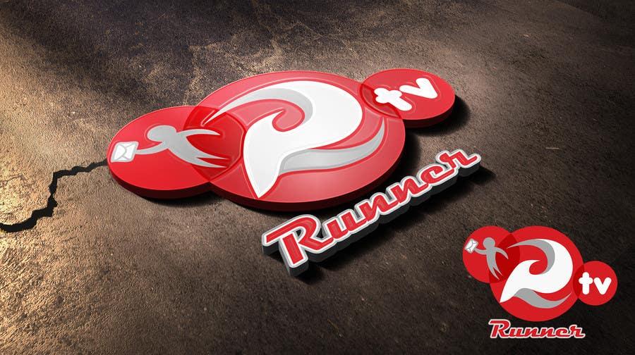Konkurrenceindlæg #28 for Design a Logo for a online TV Channel