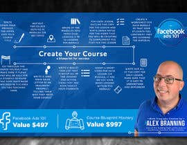 #30 untuk Website Banner for FB Ads 101 and Online Course Blueprint Course oleh dreamworld092016