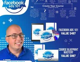 #37 untuk Website Banner for FB Ads 101 and Online Course Blueprint Course oleh AntonioVp