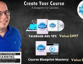 #36 untuk Website Banner for FB Ads 101 and Online Course Blueprint Course oleh anontobau