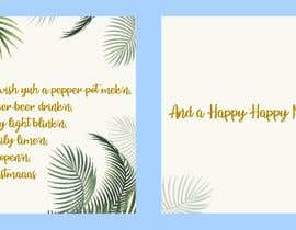 #74 for Design Greeting Card by LabibRahman16