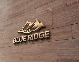 #837 cho Logo design - Blue Ridge bởi rabiul199852