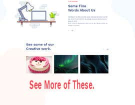 #45 for Wordpress homepage design by paricaislam