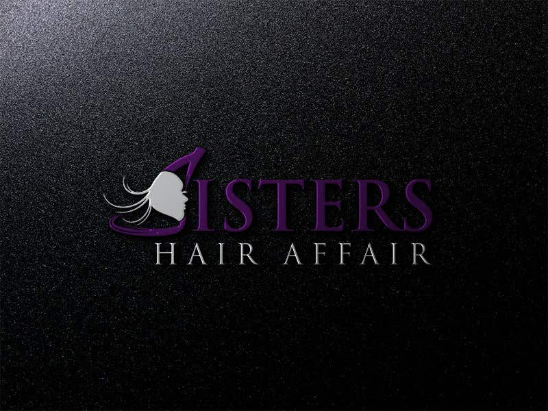 Contest Entry #                                        77                                      for                                         Logo design for my hair salon