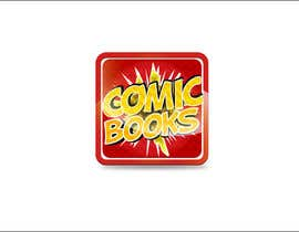 #48 para Icon or Button Design for iOS comic book icon por rashedhannan
