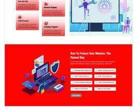 #36 for it website design af SK813