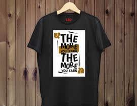 Nro 54 kilpailuun T-shirt Design käyttäjältä engralihaider110