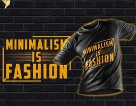 Nro 133 kilpailuun T-shirt Design käyttäjältä AfnanMK3
