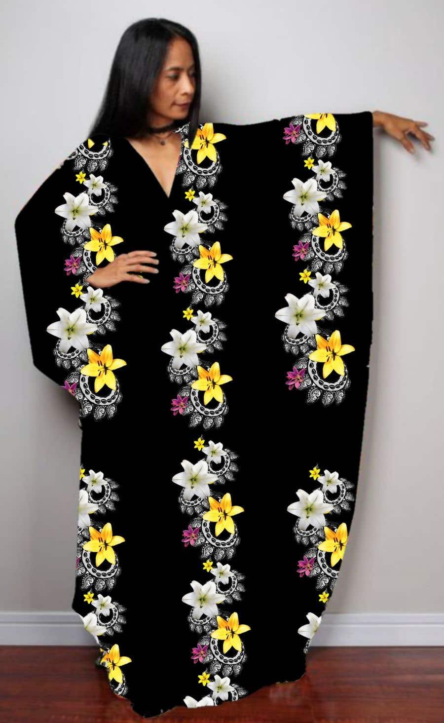 Penyertaan Peraduan #                                        15                                      untuk                                         Create design for printing onto Fabric for womens dresses