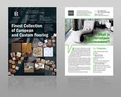 "Graphic Design Intrarea #4 pentru concursul ""Design a Flyer for Rhodium Floors"""