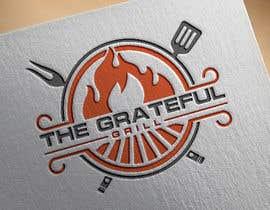 #57 untuk The Grateful Grill Brand oleh nazmunnahar01306
