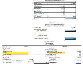 #28 for Create A Month-End Financial Statement Template In Google Sheets af kanwalhussain11k