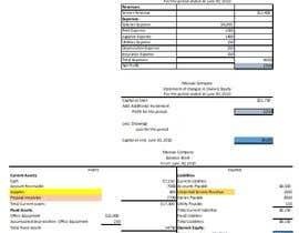 #28 para Create A Month-End Financial Statement Template In Google Sheets por kanwalhussain11k