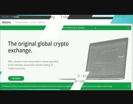 #19 cho Short video on how to create account on bitstamp.net bởi ArpitSingh777
