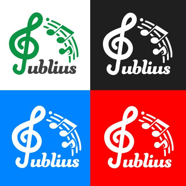 Contest Entry #                                        13                                      for                                         Design a Logo for Publius Music Production