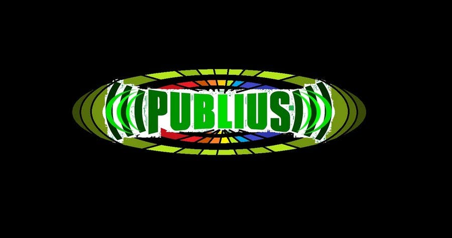 Contest Entry #                                        50                                      for                                         Design a Logo for Publius Music Production