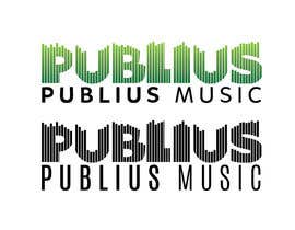 #45 para Design a Logo for Publius Music Production por AntonVoleanin