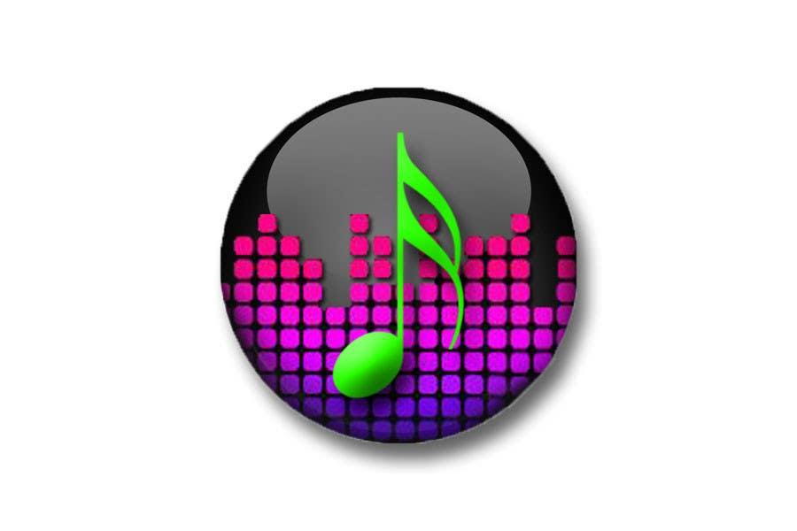 Proposition n°15 du concours App Design for Ringtones App Icon