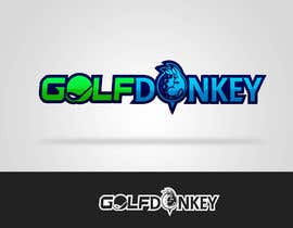 #43 para Design a Logo for Golf Donkey por nyomandavid