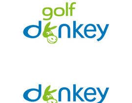 #36 para Design a Logo for Golf Donkey por hoangtknt
