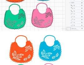 Nro 36 kilpailuun Original Clipart Design, Baby Clipart käyttäjältä shiblee10