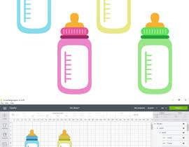 Nro 24 kilpailuun Original Clipart Design, Baby Clipart käyttäjältä Afelipemora