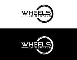 #107 for Wheels Up Rentals (Logo) by hasanmainul725
