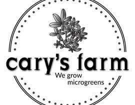 #46 untuk Vintage farm logo for cary's farm.  It's grows microgreens locally oleh estelleharris3