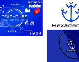 #226 for Design a logo and youtube banner - 27/10/2020 23:01 EDT by rajjeetsaha