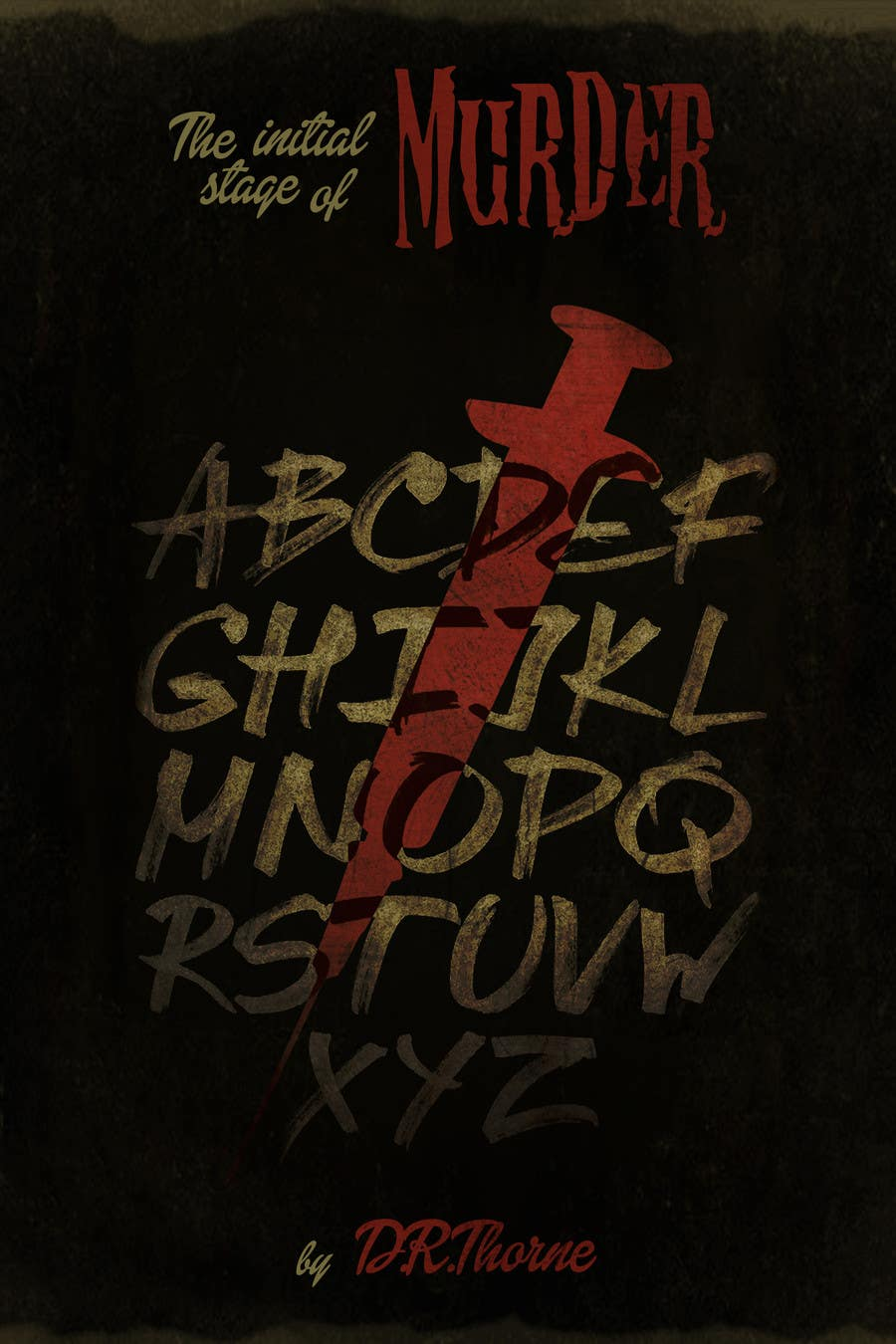 Entri Kontes #                                        4                                      untuk                                        ebook cover design for mystery/suspense novel