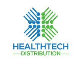 #271 for Healthtech Distribution Logo Creation by ashique02