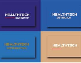 #349 for Healthtech Distribution Logo Creation by sl3416843