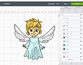 #33 for Original Clipart Design, Christmas Star, Angel, Mittens by sdesignworld