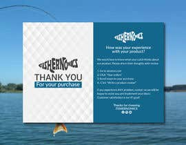 #46 untuk Help design my thank you card for Amazon oleh apuahammed96