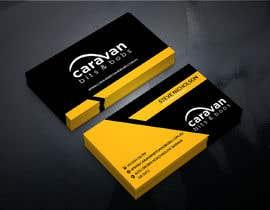 #555 for BUSINESS CARD DESIGN af khbabu19812017