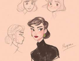 #18 for Illustrator needed for children's book on Audrey Hepburn af nugrahanugraha