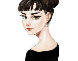 #30 for Illustrator needed for children's book on Audrey Hepburn af Aohitsuki