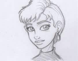#6 for Illustrator needed for children's book on Audrey Hepburn af german84