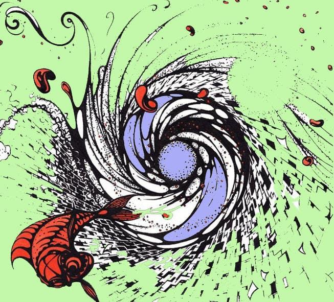 Participación en el concurso Nro.7 para Rink Dek Illustrations