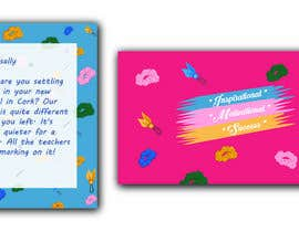 #32 for Letter Template & Hair Scrunchie Packaging by MDJillur