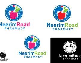 #64 para Logo Design for Neerim Road Pharmacy de danumdata