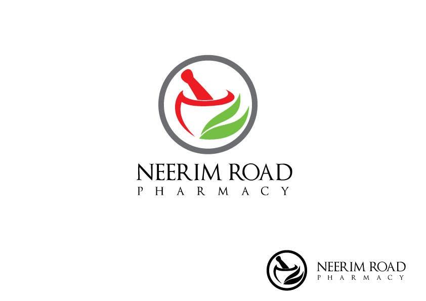 Entri Kontes #86 untukLogo Design for Neerim Road Pharmacy
